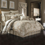 Queen Street® Camilla 4-pc. Comforter Set & Accessories