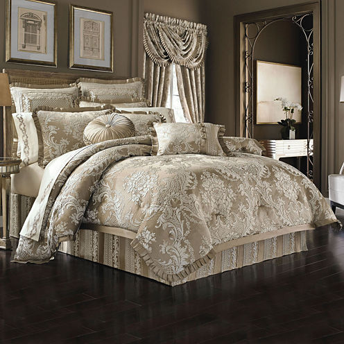 Queen Street Camilla 4 Pc Comforter Set