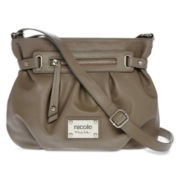 nicole by Nicole Miller® Mindy Crossbody Bag