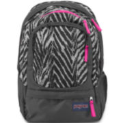JanSport® Air Cure Backpack-Zebra