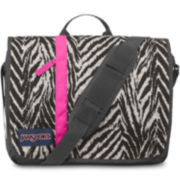 JanSport® Market Street Messenger Bag-Zebra