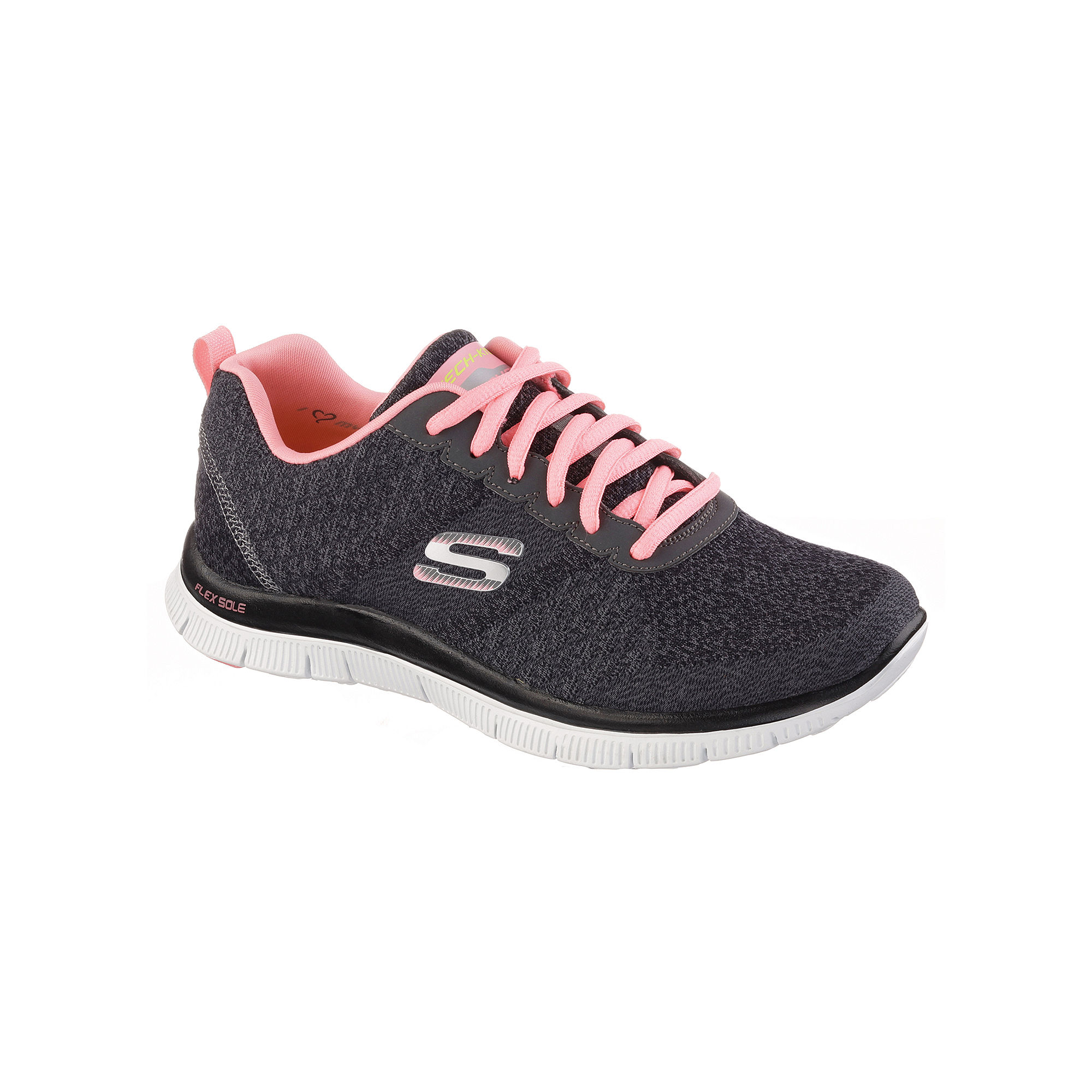 UPC 888222539832 product image for Skechers Flex Appeal Simply Sweet  Athletic Shoes  Grey  Pink