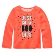 Okie Dokie® Halloween Tee - Toddler Girls 2t-5t