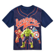 Avengers Graphic Tee - Toddler Boys 2t-5t
