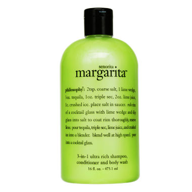 jcpenney.com | philosophy Senorita Margarita Shampoo, Shower Gel & Bubble Bath