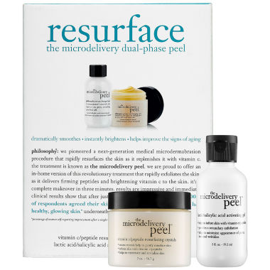 jcpenney.com | philosophy Resurface - The Microdelivery Dual-Phase Peel