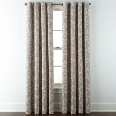 Curtains Ideas 115 inch curtains : Grommet Curtains & Drapes for Window - JCPenney