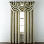 JCPenney Home™ Anza Grommet-Top Window Treatments