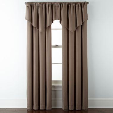 jcpenney.com | JCPenney Home™ Marsell Rod-Pocket/Back-Tab Window Treatments