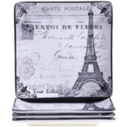 Certified International Paris Travel Dinnerware Collection