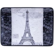 Certified International Paris Travel Rectangular Platter
