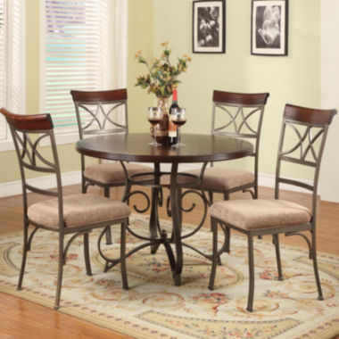 jcpenney.com | Glenside 5-pc. Dining Set with Side Chairs