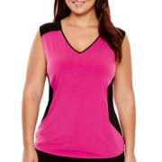 Worthington® V-Neck Tank Top - Plus