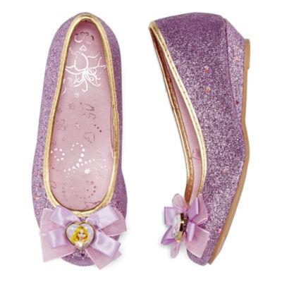 Disney Collection Rapunzel Costume Shoes - Girls