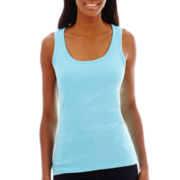 St. John's Bay® Essential Tank Top