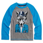 Arizona Long-Sleeve Graphic Tee - Preschool Boys 4-7