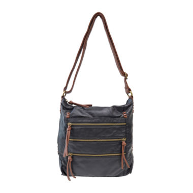 jcpenney.com | Bueno Two-Tone Crossbody Bag
