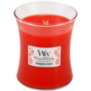 WoodWick® Cinnamon Cheer Candle