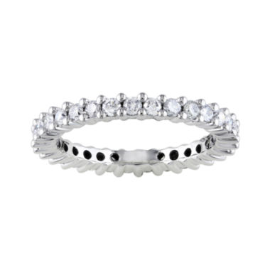 jcpenney.com | 14K 1 CT. T.W. Shared Prong Eternity Band