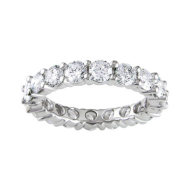 jcpenney.com | 3 CT. T.W. Diamond 14K White Gold Eternity Band