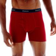 Hanes® 4-pk. ComfortBlend  Boxer Briefs