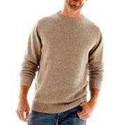 St. John's Bay® Midweight Crewneck Sweater