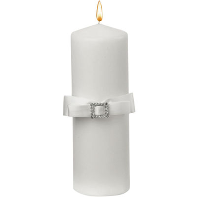 Ivy Lane Design™ Crystal Elegance Pillar Candle