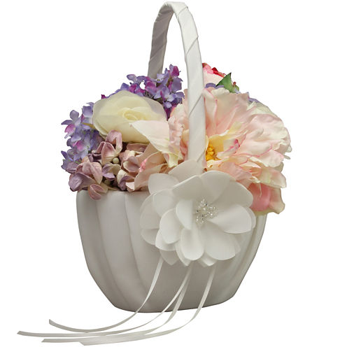 Ivy Lane Design™ Water Lily Flower Girl Basket