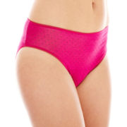 Ambrielle® Tailored High-Cut Panties