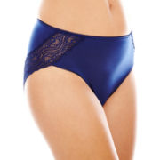 Ambrielle® Tummy-Smoothing High-Cut Panties