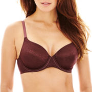 Ambrielle® Everyday Jacquard Full-Coverage Bra