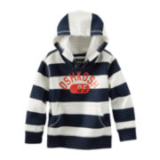 OshKosh B'gosh® Striped Pull-Over Hoodie – Boys 4-7