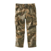 OshKosh B'gosh® Canvas Cargo Pants – Boys 4-7