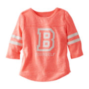 OshKosh B'gosh® Long-Sleeve Knit Top – Girls 2t-4t
