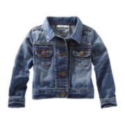 OshKosh B'gosh® Denim Jacket - Girls 2t-4t