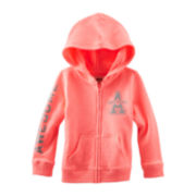 OshKosh B'gosh® Zip-Front Hoodie – Girls 4-6x