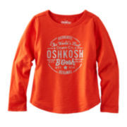 OshKosh B'gosh® Long-Sleeve Knit Top – Boys 4-6x