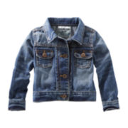 OshKosh B'gosh® Denim Jacket – Girls 4-6x