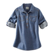 OshKosh B'gosh® Chambray Tunic Dress – Girls 4-6x