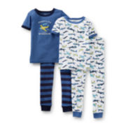 Carter's® Airplane Pajama Set – Boys 2t-5t