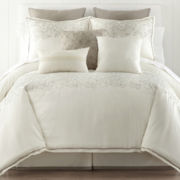 Liz Claiborne® Bianca Border 4-pc. Comforter Set & Accessories