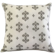 Veranda Square Decorative Pillow