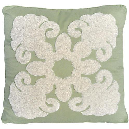 Nostalgia Home Aliani Square Decorative Pillow