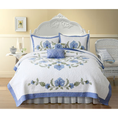 jcpenney.com | Brenda Floral Quilt & Accessories