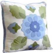 Brenda Square Decorative Pillow