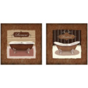Renew and Restore 2-pc. Wall Decor Set
