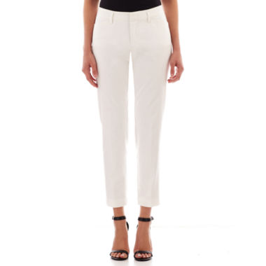 jcpenney.com | Stylus™ Crossover Ankle Pants - Tall