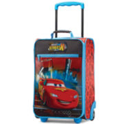 "American Tourister® Disney Cars 18"" Carry-On Upright Luggage"
