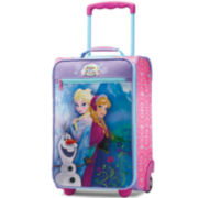"American Tourister® Disney Frozen 18"" Carry-On Upright Luggage"
