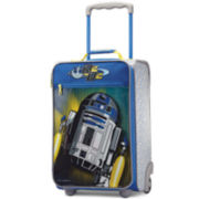 "American Tourister® Star Wars R2-D2 18"" Carry-On Upright Luggage"